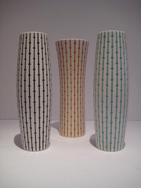 Hornsea Studiocraft Vase By John Clappison